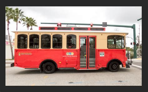 Troli Hotel Trolley downtown wpb trolley molly s trolleys of west palm