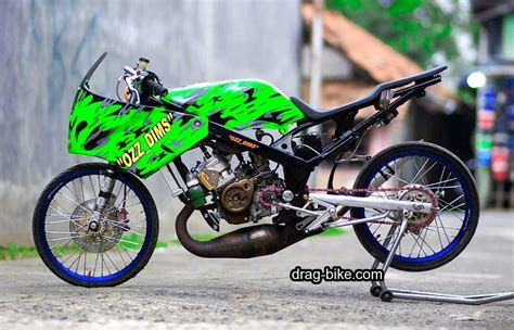 Gambar Modifikasi Motor Drag by Gambar Motor Drag Bike Automotivegarage Org