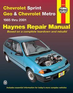 car maintenance manuals 1997 geo metro interior lighting 1997 geo metro 2 dr lsi hatchback my has a red one interesting