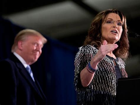 sarah palin donald trump keeping it real sarah palin on paul ryan s rino care