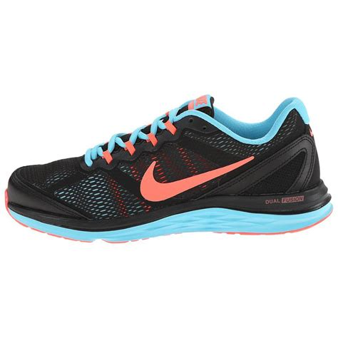 nike women s dual fusion run 3 sneakers athletic shoes