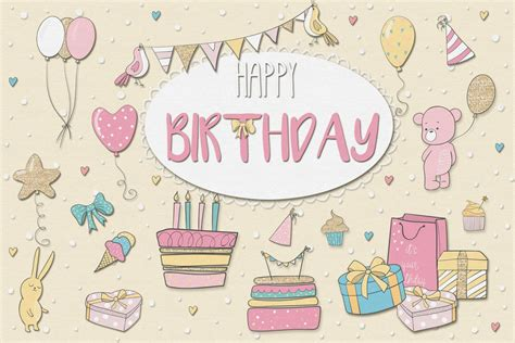happy birthday girl mp3 download happy birthday girl by clipick design bundles