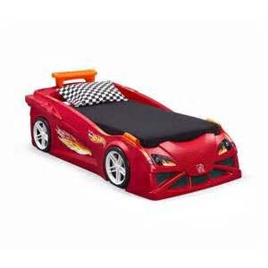 Cars Toddler Bed And Mattress Step2 Wheels Toddler To Race Car Bed
