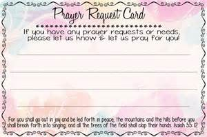 prayer request template pin free prayer request form template on
