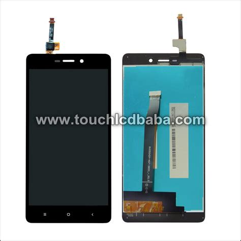 Xiaomi Redmi 3s Lcd Tochscreen Black Murah xiaomi redmi 3s display with touch screen glass replacement touch lcd baba