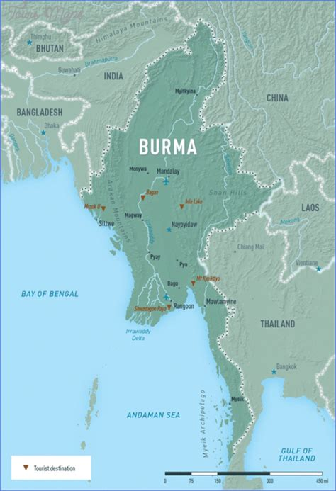 where is on the map where is burma located on the world map toursmaps