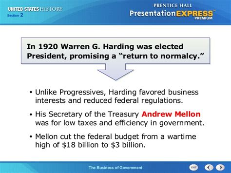 us history chapter 11 section 2 united states history ch 11 section 2 notes