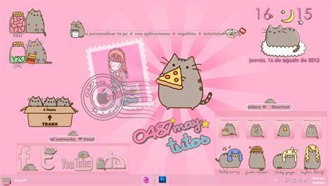 Wall Stickers Cats pusheen cat desktop wallpaper wallpapersafari