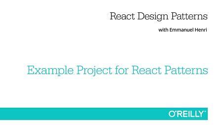Design Pattern React | react design patterns