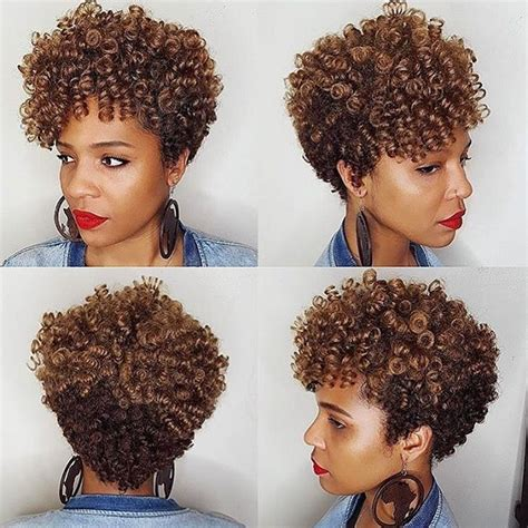 crochet braids on short natural hair 25 best ideas about short crochet braids on pinterest