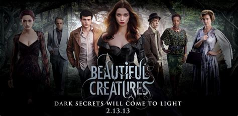 fantasy film videos fantasy film beautiful creatures has a new trailer
