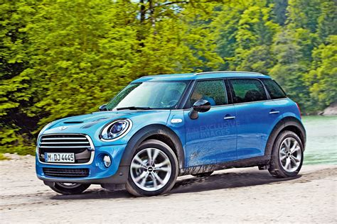 Q1 Top Kode E4493 1 new mini countryman at of ambitious mini family plan auto express