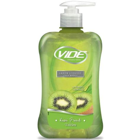 compra jabon liquido  manos vide  ml kiwi