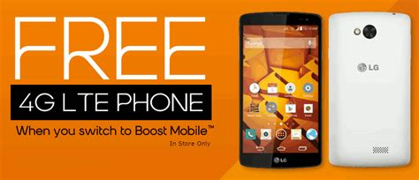 eonline mobile boost mobile launches new free lte phone when you switch