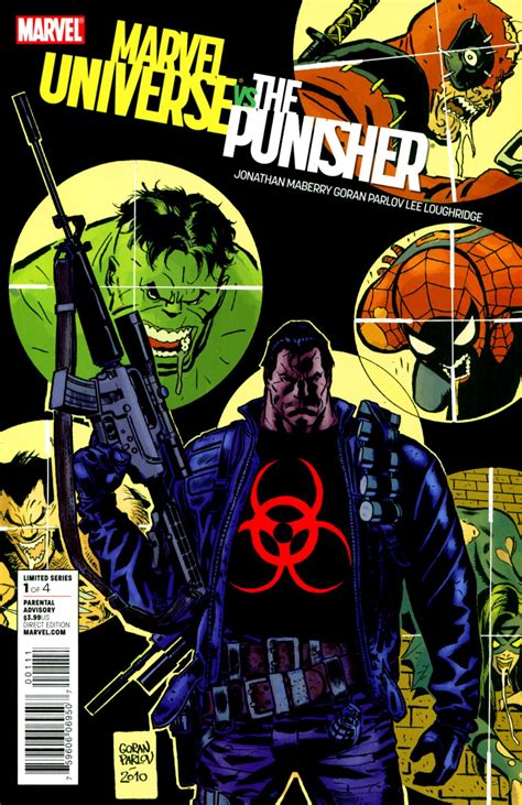 libro punisher vs the marvel elseworld s finest marvel universe vs the punisher complete 4 issue limited series