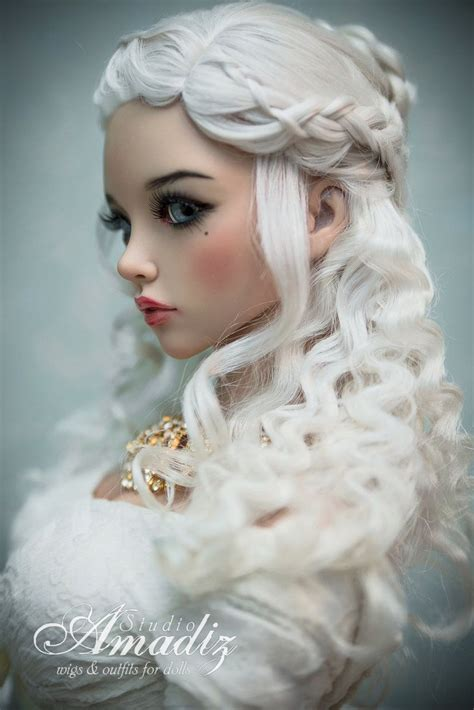 jointed doll wigs 52 best doll by amadiz studio images on baby