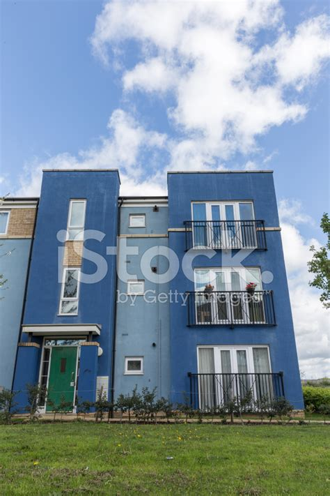 flat architecture modern architecture multi flat appartment block england