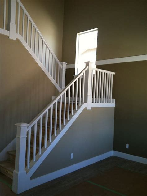 white banister rail 1000 ideas about white banister on pinterest banisters