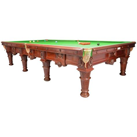 Antique Pool Table by Billiard Snooker Pool Table Magnificent Antique Decoration