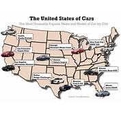 You Are What Drive The Most Popular Cars In American