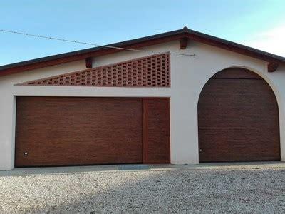 offerte portoni sezionali offerta prezzo porta garage sezionale in similegno