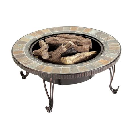 ethanol pit duraflame illuma 36 in bio ethanol pit with log set