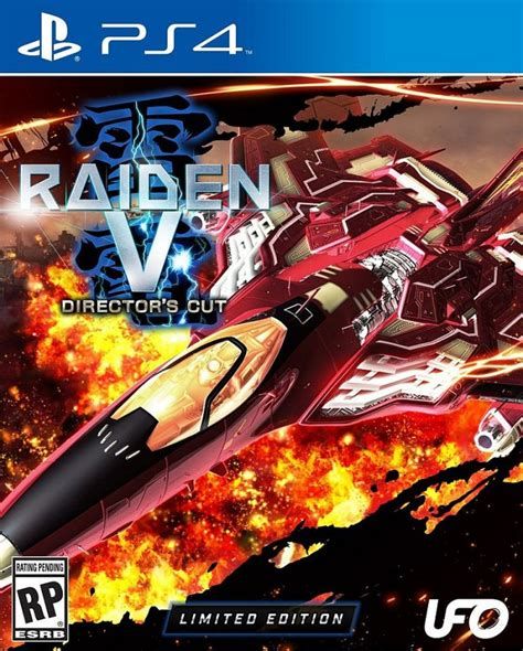 Raiden V Director S Cut Limited Edition raiden v director s cut limited edition ps4 k 248 b billigt