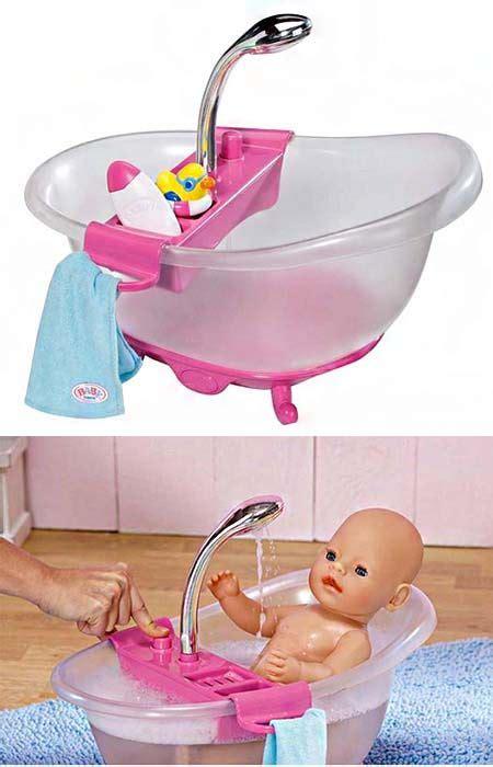Baby Born Badewanne 3066 by Baby Born Badewanne Baby Born Interactive Badewanne Mit