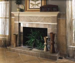 fireplace designs with tile beautiful tile fireplace for the home