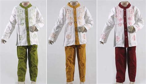 Koko Pakistan Untuk Anak Lengan Panjang Size 8 9 10 Ghaisan kios baju anak mataram baju koko