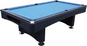 billardtisch le table de billard billard quot noir table quot 8 ft neuf avec