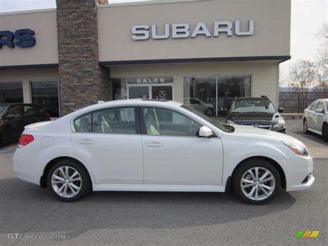 subaru legacy white satin white pearl 2013 subaru legacy 2 5i limited exterior