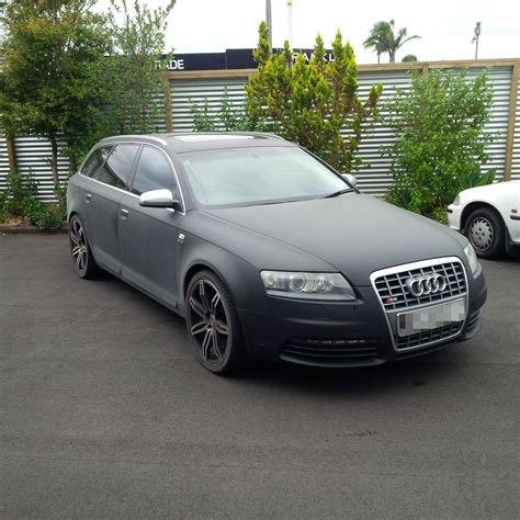 Audi S6 Tuning by Audi S6 V10 Milltek Exhaust New Zealand Performance Tuning
