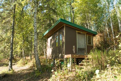Remote Alaskan Cabins For Sale by Remote 4 66 Acres On Deshka Susitna River W Home
