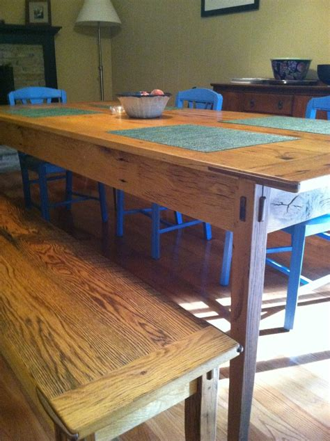 Barn Wood Dining Room Table Barn Wood Dining Room Table Marceladick