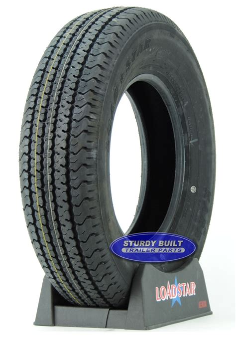 boat tires st205 75r14 boat trailer tire radial by loadstar lrc