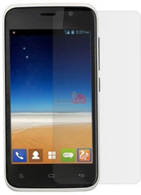 amza tech tempered glass guard  gionee pioneer ps