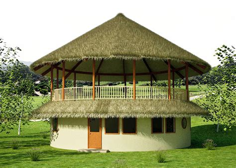 Home Floor Plans With Cost To Build Diy Earthbag Roundhouse The Prepared Page