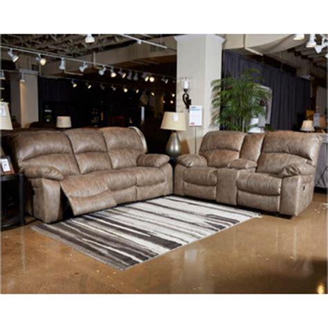 jodoca driftwood reclining living room set from ashley 5160218 ashley furniture dunwell driftwood recliner