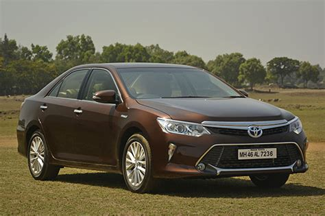 Used Toyota Camry India Toyota Camry Hybrid Facelift Review Test Drive Autocar