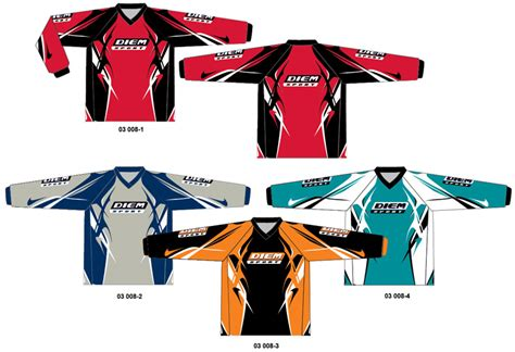 personalized motocross jerseys motocross shirts t shirts design concept