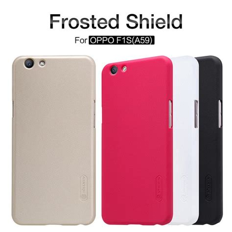 Harcdcase Oppo F1s F1 S A59 nillkin frosted shield for oppo f1s a59 black jakartanotebook