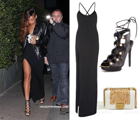 Rihana Maxi Calvin by Gold Rihanna Dress River Island Dress Edin
