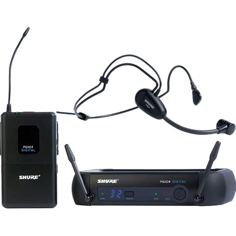 Mic Wireles Shure Gldx 24 Digital shure pgxd14 digital series wireless microphone pgxd14 pg30 x8
