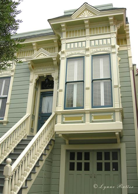 the ornamentalist exterior color noe valley