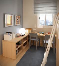 Small Room Design Design Ideas Small Floorspace Kids Rooms Grey Brown