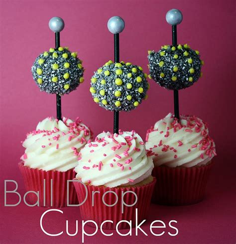 how to make new year treats new year s drop cupcakes confessions of a