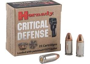 here are 5 of the best 9mm self defense ammo picks firearmz