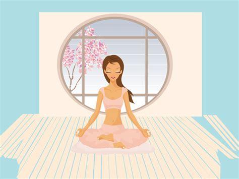 Retro Decorations For Home by Yoga Cartoon