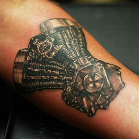 harley engine tattoo designs harley engine by me